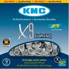 KMC X9 EPT 9ск