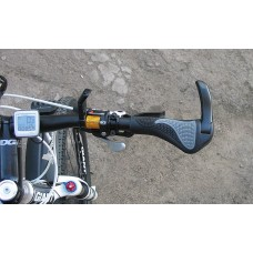 Вело грипсы KBGrips Ergo [black], One Size