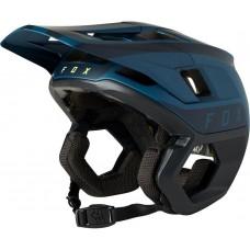 Вело шлем FOX DROPFRAME PRO HELMET [Dark Indigo], L