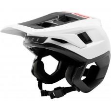 Вело шлем FOX DROPFRAME HELMET [WHITE/BLACK], S