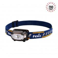 Ліхтар налобний Fenix HL15 чорний