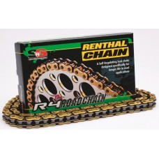 Цепь мото Renthal R4 Road SRS Chain 525-120L