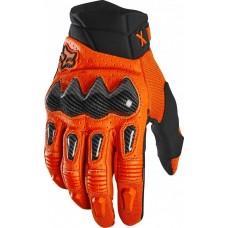 Мото перчатки FOX Bomber Glove [Flo Orange], M (9)