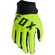 Мото перчатки FOX 360 GLOVE [Flo Yellow], L (10)