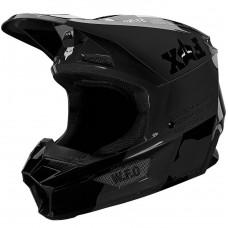 Мотошлем FOX V1 MIPS ILLMATIK HELMET [Black], XS