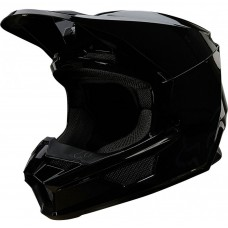 Мотошлем FOX V1 MIPS PLAIC HELMET [BLACK], XXL
