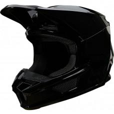 Мотошлем FOX V1 MIPS PLAIC HELMET [BLACK], L