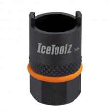 Ключ ICE TOOLZ 0903 съём. д/трещ. Suntour 2-х лапковый